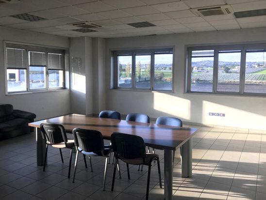Sala riunioni DMG